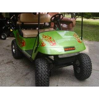Jimmie Johnson Golf Cart Racing Decal Kit