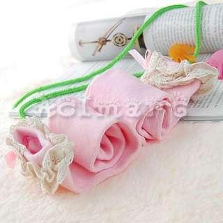 Kids Girls Princess Dress Lace Knee High Sock Stockings