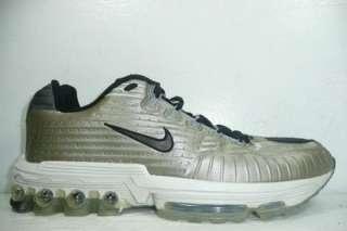 Air Max Mens Size 13 Running Shoes OG Vintage Black Silver 360 90 180