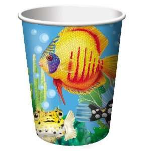 Ocean Friends Fish Hot Cold Cups (9 oz)