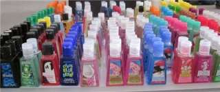 Bath & Body Works YOU CHOOSE THE SCENT PocketBac Hand Gel