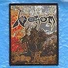 VENOM / FALLEN ANGELS / HEAVY METAL BLACK PATCH ,