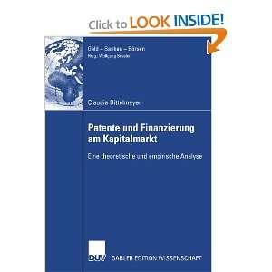 9783835009165) Claudia Bittelmeyer, Prof. Dr. Wolfgang Bessler Books