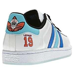 Originals Star Wars Superstar II 2.0 Shoes US 11 Luke Skywalker Hockey