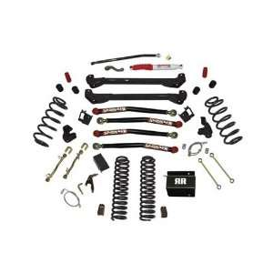 Skyjacker TJ60URR1K 6 Rock Ready Suspension Lift Kit Automotive