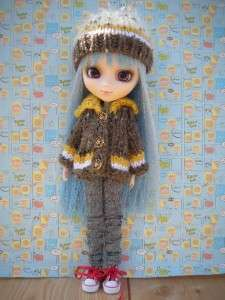 Pullip Dal Jun planning hand knit sweater outfit winter clearance