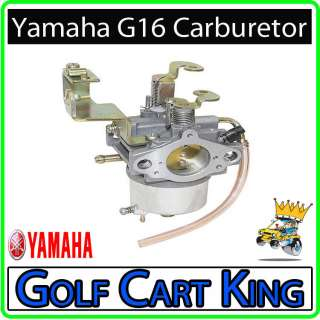 Yamaha G16 Golf Cart Carburetor 4Cycle Gas JN6 14101 00