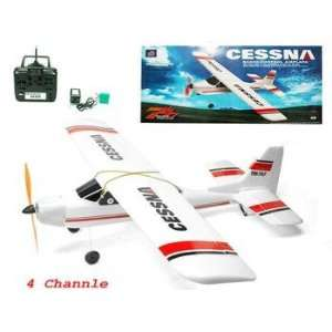 RC Cessna 747 Airplane Ready To Fly: Toys & Games
