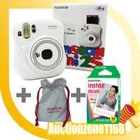 Fuji Instant Instax Mini 50S Polaroid Camera +Film&Case 4547410132847