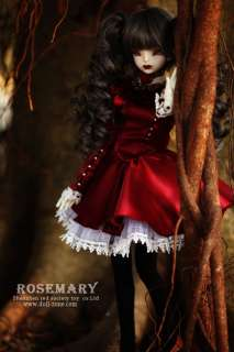 Rosemary DollZone 1/4 girl SUPER DOLLFIE size bjd msd