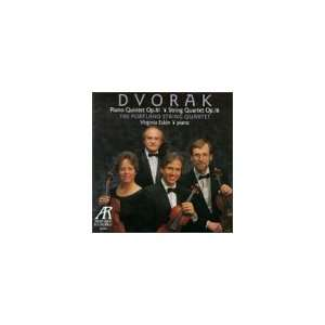 Dvorak Piano Quintet 2, Op. 81 / String Quartet in A minor, Op