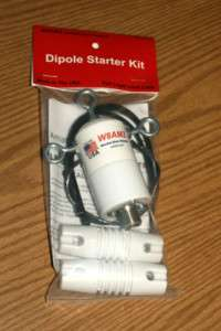 Basic Dipole Antenna Kit   Build Yourself