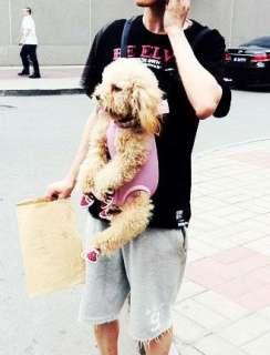 Nylon Pet Dog Carrier Backpack Net Bag ANY Color & Size