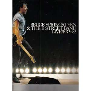 Bruce Springsteen & The E Street Band Live/1975 85 Tour