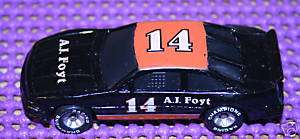 1990 A.J.FOYT #14 1/64 SCALE NO DECALS IN A BAG