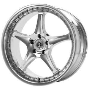 American Racing Shelby Shelby Type S1 20x9 Chrome Wheel / Rim 5x4.5