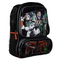 Pixars Toy Story 3 Toys At Play 16 inch Backpack