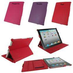 rooCASE Slim Fit Folio Case Cover with Stand for iPad 2/ The new iPad