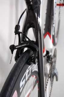 STRADALLI TREBISACCE SRAM RED BLACK SL CARBON ROAD BIKE BICYCLE AERO
