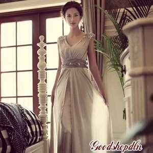 Dress Bridal Gown Bridesmaids Cocktail Party Evening Long Dress