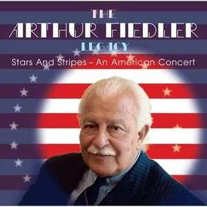 And Stripes An American Concert (2CD), Arthur Fiedler Classical