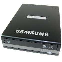 Samsung SE S204N External USB DVD+RW Drive (Refurbished)