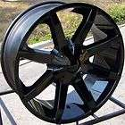 KMC SLIDE WHEELS RIM ESCALADE SILVERADO GMC SIERRA FORD EXPEDITION