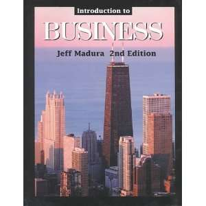 Plan (Introduction to Business) (9780324064759): Jeff Madura: Books