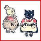 Antique Vintage Pattern Stuffed Teddy Bear Sailor Suit items in MJs