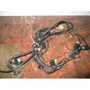 00 HONDA VTR1000F VTR 1000F main wiring harness