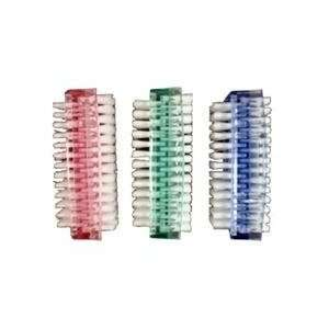 Swissco Nail Brush Assorted Colors Beauty