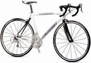 JAMIS COMET ALUMINUM CARBON ROAD BIKE FRAME CX TT TRI BICYCLE WHITE