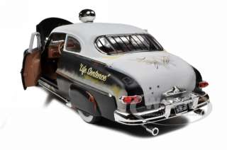 1949 MERCURY RAT ROD POLICE 1/18 1OF700 MADE