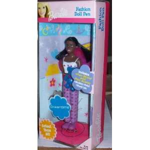 Barbie Fashion Doll Pen African American Toys & Games