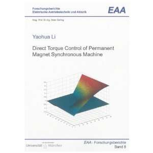Direct Torque Control of Permanent Magnet Synchronous