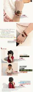 new brown color weave manual twist type leather buckle woman bracelet