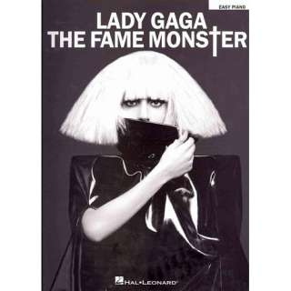 Lady Gaga The Fame Monster Easy Piano, Lady Gaga Art