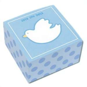 Zeta Phi Beta New Memo Cube: Office Products