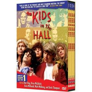 The Kids In The Hall Complete Season 1 TV Shows