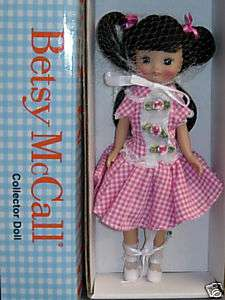 TONNER TINY BETSY MCCALL GINGHAM GOODNESS NRFB