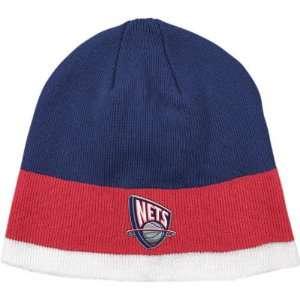 New Jersey Nets NBA Series Team Logo Knit Hat  Sports