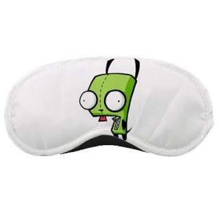 INVADER ZIM GIR Sleeping Eye Mask New Cute Funny Gift