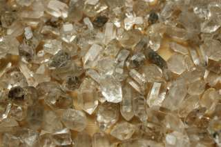 50 70 Piece Tibet Super Water Clear Quartz Crystal Herkimer Diamonds