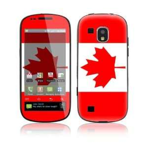 Canadian Flag Decorative Skin Cover Decal Sticker for