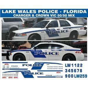 BILL BOZO LAKE WALES, FL POLICE DECALS: Home Improvement