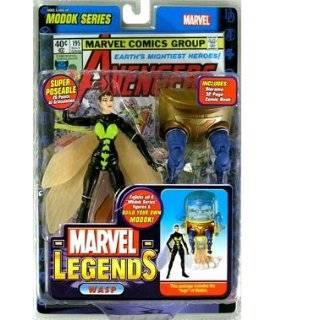Marvel Legends Series 11 Action Figure Scarlet Witch Toys