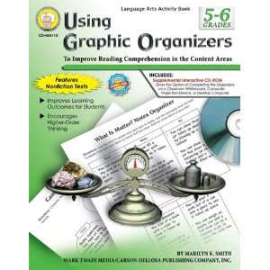 Using Graphic Organizers Book Office Products