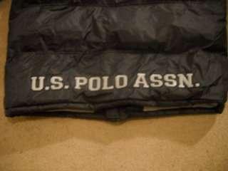 NWOT BRAND NEW MENS 2XL U.S. POLO ASSN. HEAVY DUTY WINTER COAT PLUS