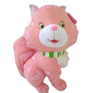 Strawberry Shortcake  Custard the Cat 12 Plush Figure Doll Toy
