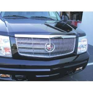Grille Overlay/Bolt On   Vertical, for the 2004 Cadillac Escalade EXT